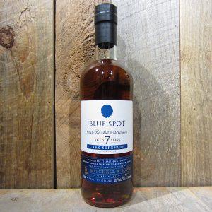 Blue Spot 7 Year Irish Whiskey 750ml