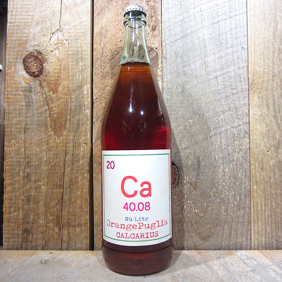 Calcarius CA Orange Puglia 1L