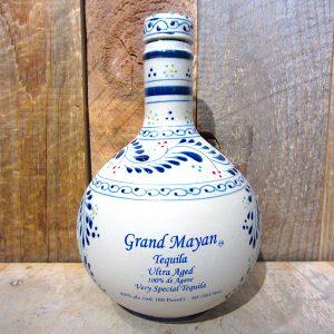 Grand Mayan Ultra Aged Anejo Tequila 750ml