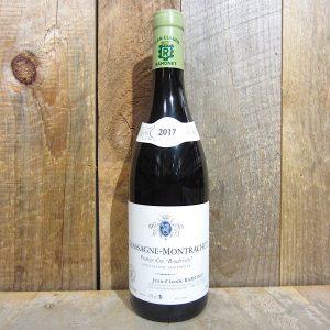 Jean Claude Ramonet Chassagne Montrachet 1er Cru Boudriotte 2017 750ml