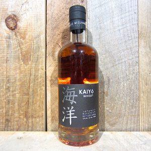 Kaiyo Mizunara Oak Japanese Whiskey 750ml