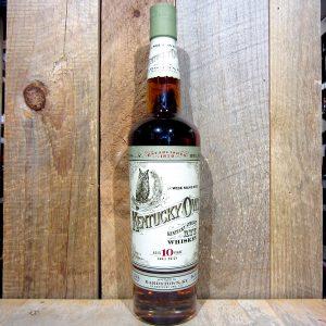 Kentucky Owl Straight Rye Whiskey 10 Year Batch 4 750ml