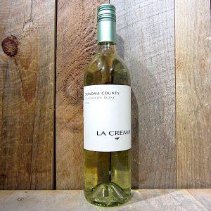 La Crema Sonoma Sauvignon Blanc 750ml