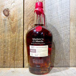 Makers Mark Limited Release Wood Finishing Series 2021 FAE-01 750ml