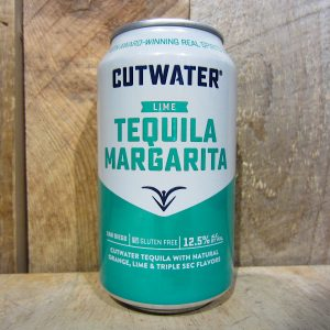 Cutwater Lime Tequila Margarita 355ml (Single Can)