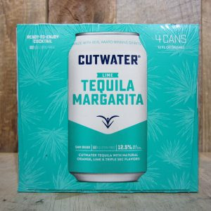 Cutwater Lime Tequila Margarita (4-Pack)