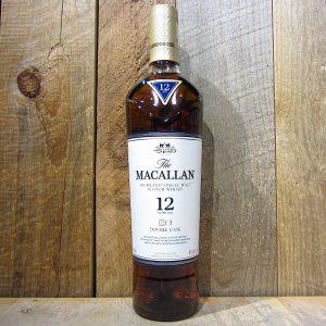 Macallan 12 Year Double Cask 750ml