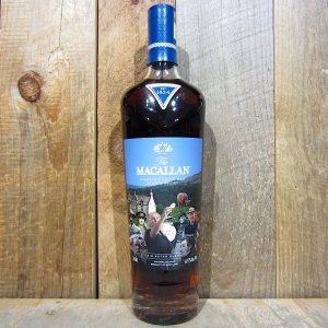 Macallan Sir Peter Blake an Estate a Community and A Distillery 750ml