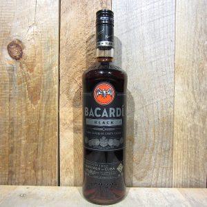 Bacardi Black Rum 750ml