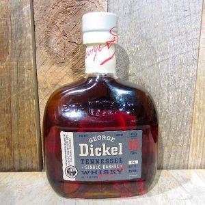 George Dickel Single Barrel 15 Year 93.4 Proof 750ml