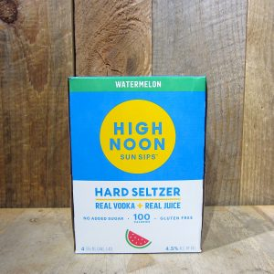 High Noon Vodka and Soda Watermelon (4-Pack)