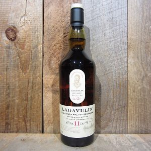 Lagavulin 11 Year Old Offerman Edition Guinness Cask 750ml