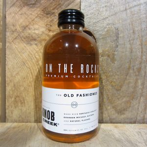 OTR Old Fashioned Knob Creek Cocktail 200ml (Half Pint)