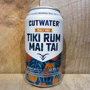 Cutwater Tiki Mai Tai Rum 355ml (Single Can)