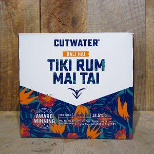 Cutwater Tiki Mai Tai Rum (4-Pack)