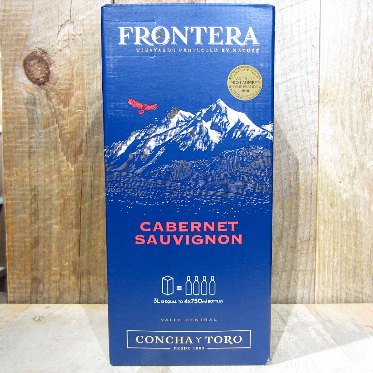 Frontera Cabernet Sauvignon Box 3L