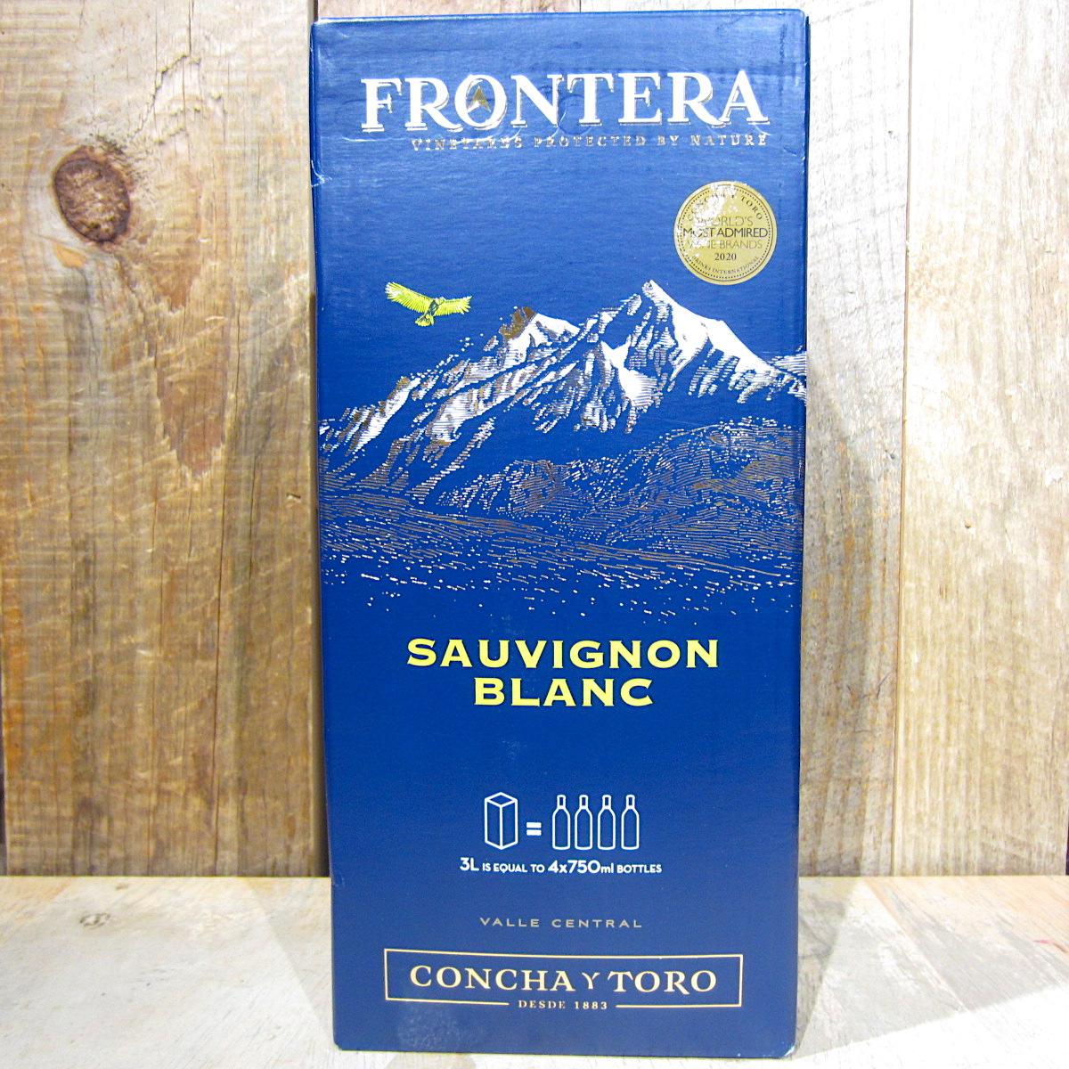Frontera Sauvignon Blanc Box 3L