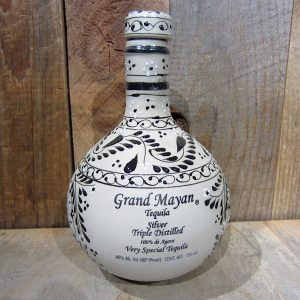 Grand Mayan Silver Tequila 750ml