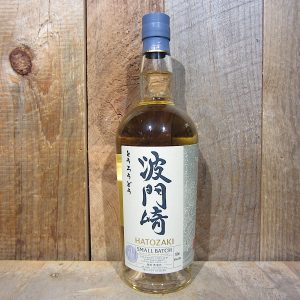 Hatozaki Small Batch Japanese Whiskey 750ml