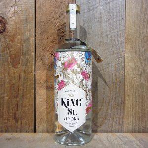 King Street Vodka 750ml