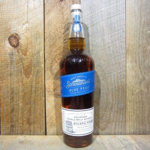 Stranahans Blue Peak Single Malt Whiskey 750ml