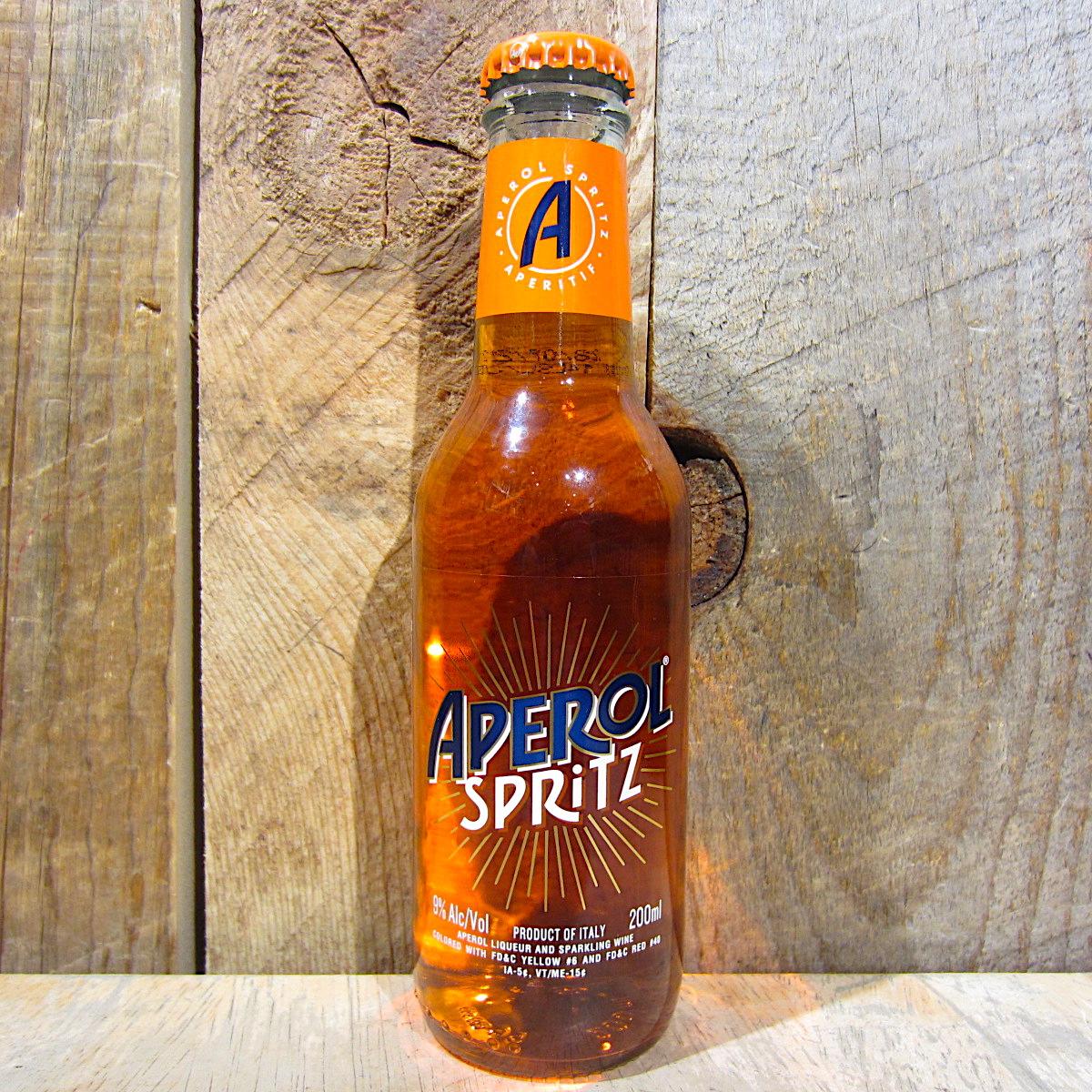 Aperol Spritz 200ml (Single Bottle)