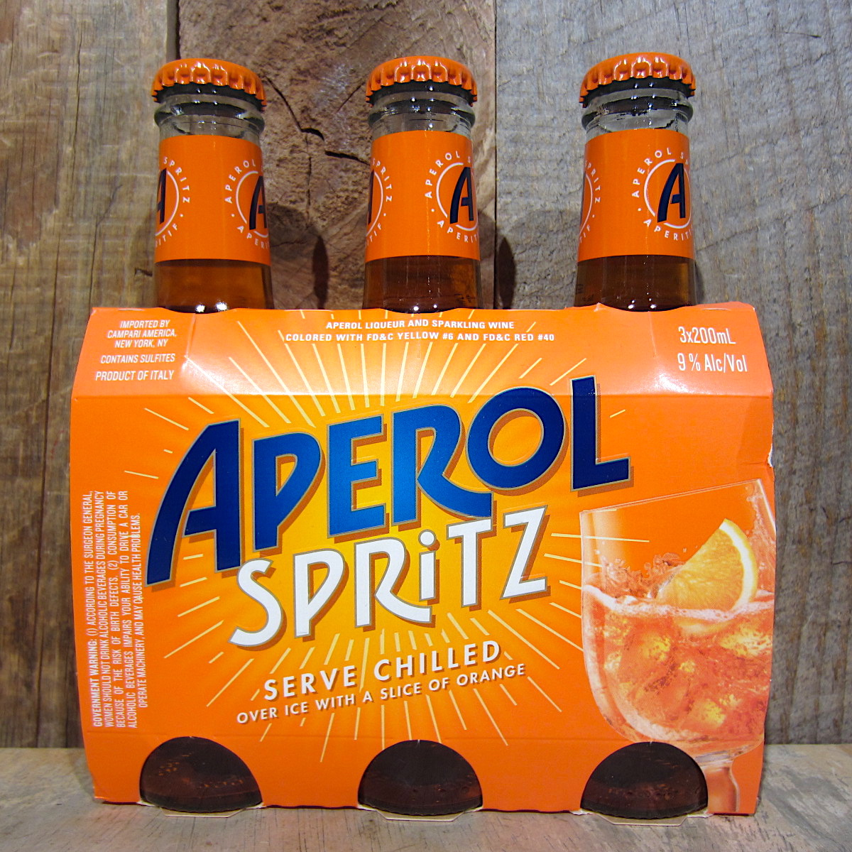 Aperol Spritz (3-Pack)