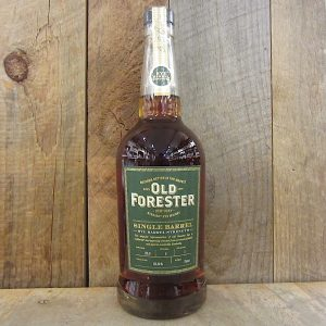 Old Forester Barrel Proof Rye 126.6 Proof 750ml