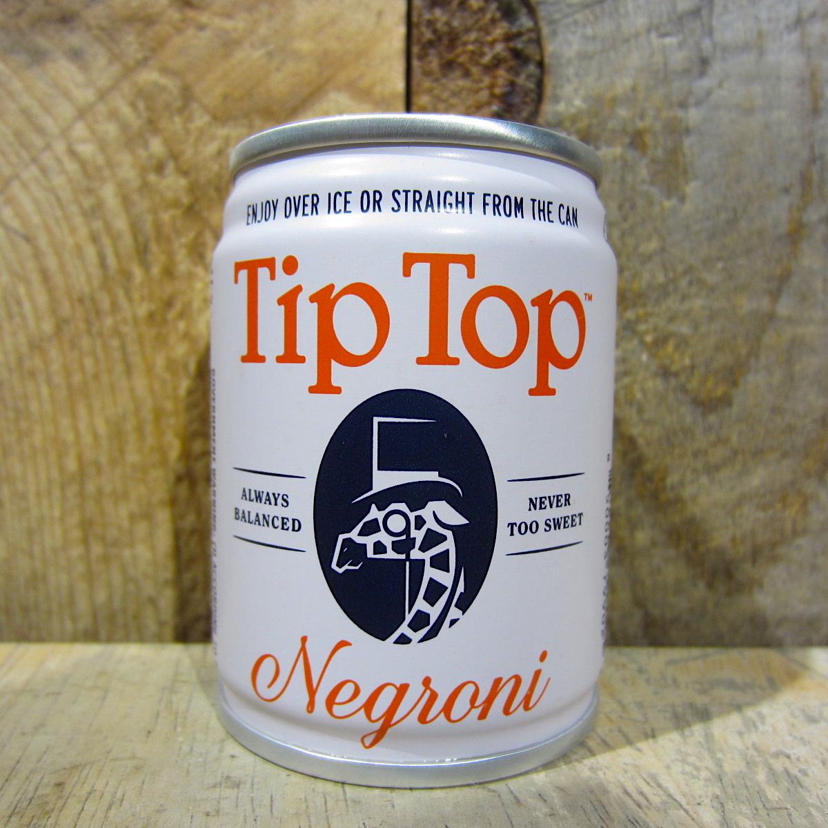 Tip Top Negroni (Mini Can) 100ml