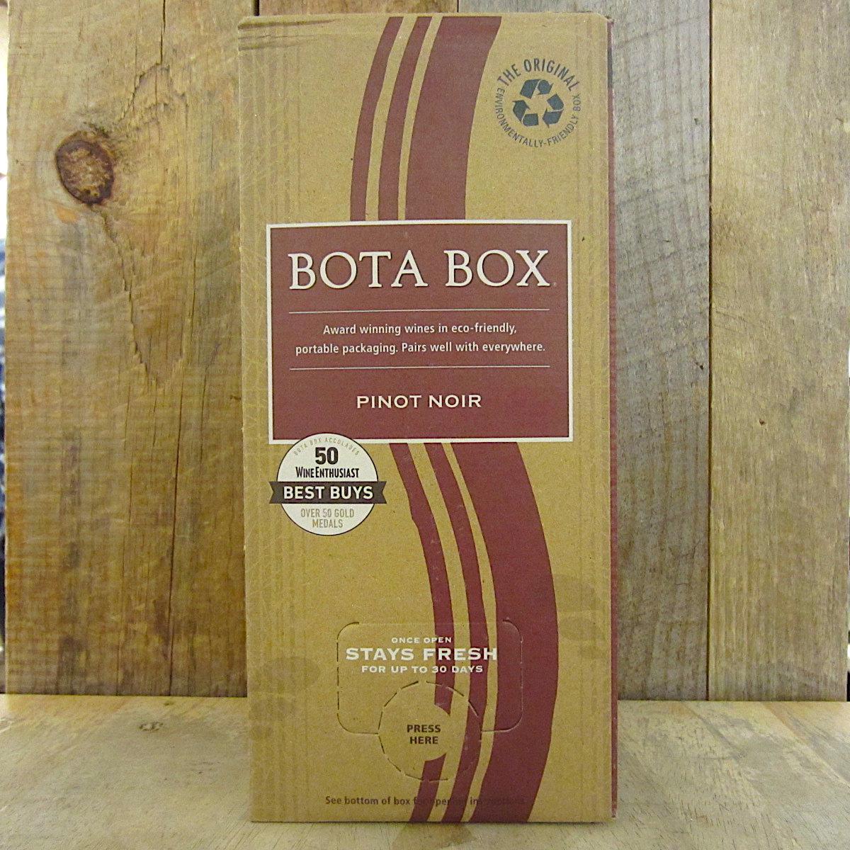 Bota Box Pinot Noir Box 3L