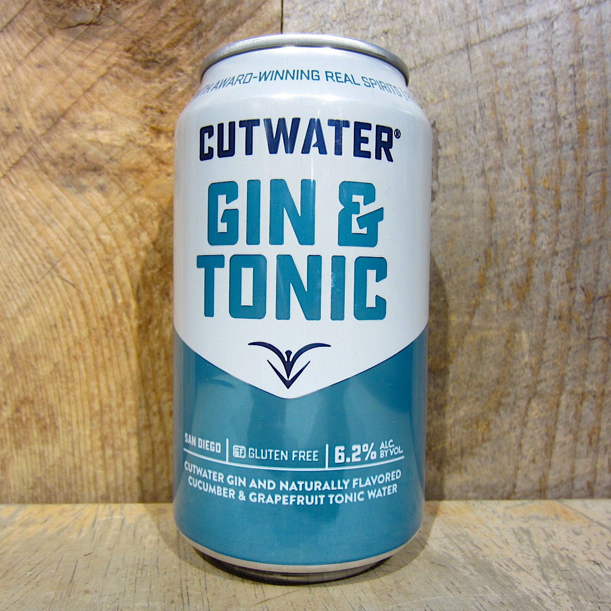 Cutwater Gin and Tonic (Single Can) 355ml