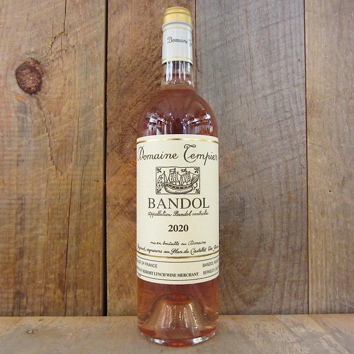 Domaine Tempier Bandol Rose 2020 750ml