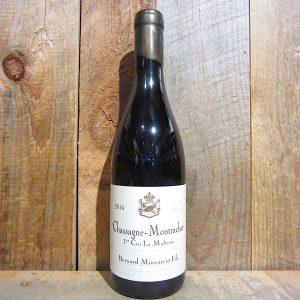 Bernard Moreau Chassagne Montrachet 1er Cru La Maltroie 2016 750ml