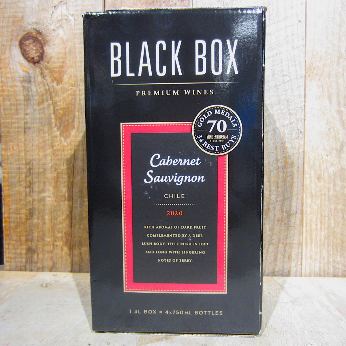 Black Box Cabernet Sauvignon Box 3L