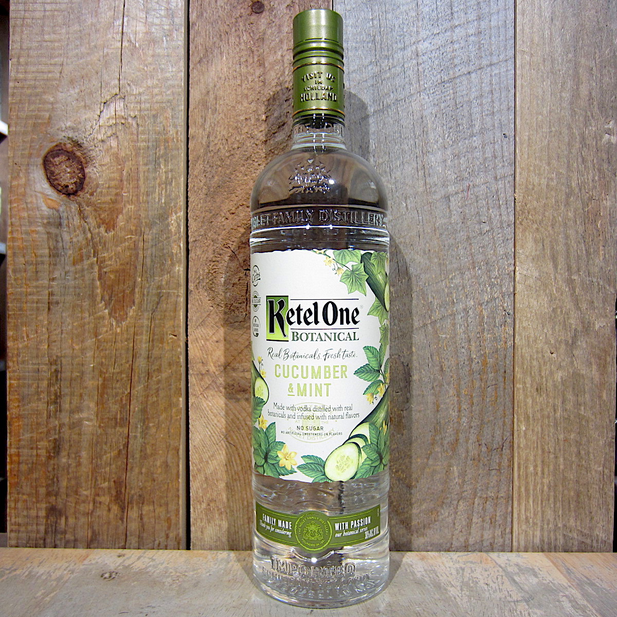 Ketel One Botanical Vodka Cucumber Mint 1L