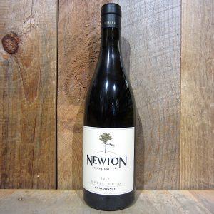 Newton Unfiltered Chardonay 2017 750ml