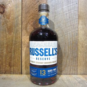 Russell's Reserve 13 Year Old Barrel Proof 750ml