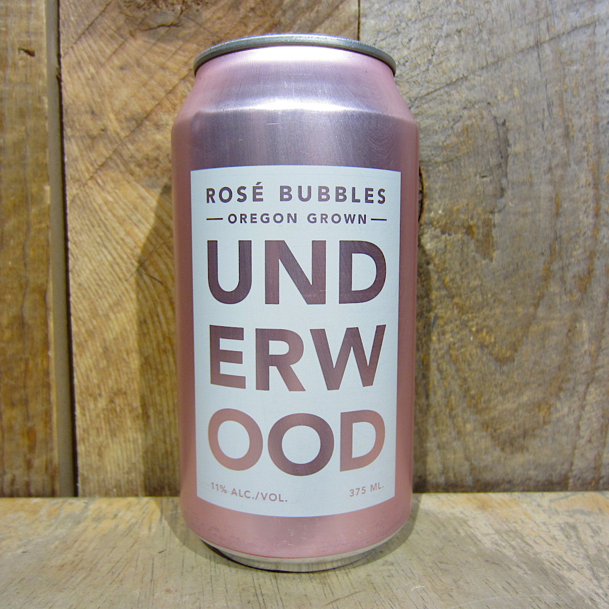Underwood Rose Bubbles (Can) 375ml