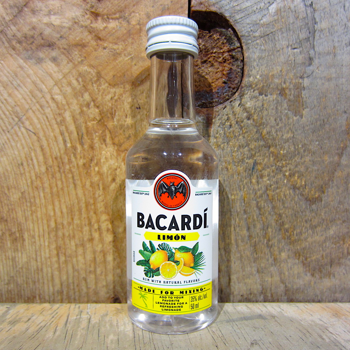 Bacardi Limon 50ml (Miniature)